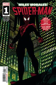 [Miles Morales: Spider-Man #1 (Product Image)]