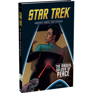 [Star Trek Graphic Novel Collection: Volume 123: DS9: Maquis Soldier Of Peace (Hardcover) (Product Image)]
