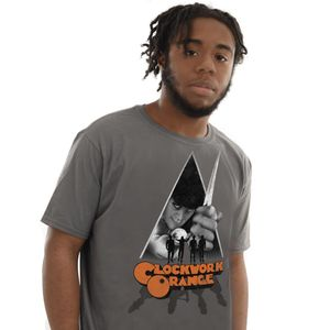 [A Clockwork Orange: T-Shirt: Viddy Droogs (Product Image)]