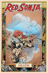 [Red Sonja #24 (Miracolo Variant) (Product Image)]