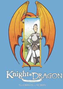 [Knight & Dragon (Product Image)]