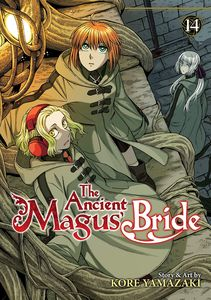 [The Ancient Magus' Bride: Volume 14 (Product Image)]