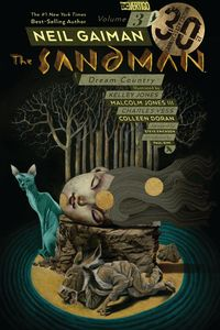[Sandman: Volume 3: Dream Country: 30th Anniversary Edition (Product Image)]