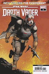 [Star Wars: Darth Vader #6 (2nd Printing Variant) (Product Image)]