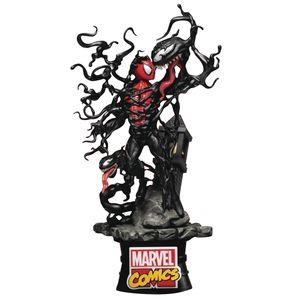 [Marvel Comics: Diorama Statue: Spider-Man Vs Venom (Product Image)]