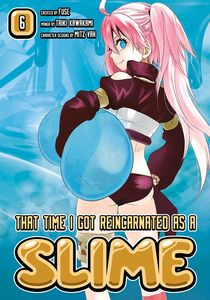 [That Time I Got Reincarnated As A Slime: Volume 6 (Product Image)]