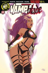 [Vampblade #50 (Of 50) (Cover E Huang) (Product Image)]