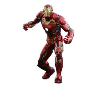 [Marvel: Avengers: Age Of Ultron: Hot Toys Deluxe Action Figures: Iron Man Mark XLV (Product Image)]