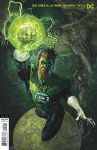 [Green Lantern Season 2 #8 (Simone Bianchi Variant Edition) (Product Image)]