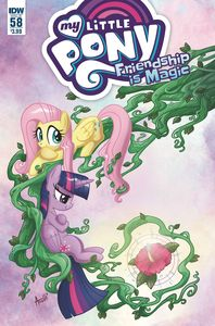 [My Little Pony: Friendship Is Magic #58 (Cover A Garbowska) (Product Image)]