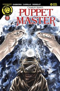 [Puppet Master #22 (Cover C Williams) (Product Image)]