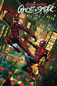 [Spider-Gwen: Ghost Spider #6 (Molina Spider-Man Villains Variant) (Product Image)]