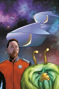 [The Orville: Artifacts #2 (Product Image)]