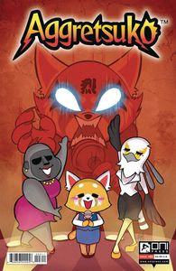 [Aggretsuko #3 (Cover B Mcginty) (Product Image)]