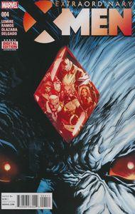 [Extraordinary X-Men #4 (Product Image)]