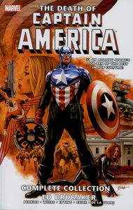 [Captain America: The Death Of Captain America: Complete Collection (Product Image)]