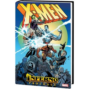 [X-Men: Inferno Prologue Omnibus (Silvestri Cover New Printing Hardcover) (Product Image)]