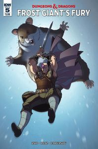 [Dungeons & Dragons: Frost Giants Fury #5 (Product Image)]
