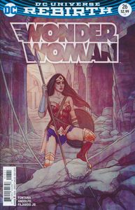 [Wonder Woman #26 (Variant Edition) (Product Image)]