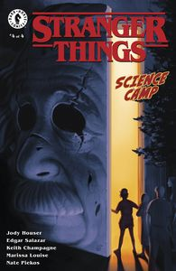 [Stranger Things: Science Camp #4 (Cover A Kalvachev) (Product Image)]