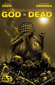 [God Is Dead #26 (Gilded Variant) (Product Image)]