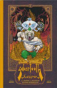 [Sabertooth Swordsman (Hardcover) (Product Image)]