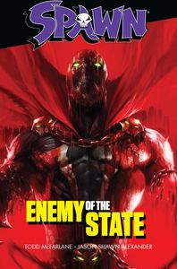 [Spawn: Enemy Of The State (Product Image)]