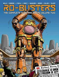 [2000AD: Ro-Busters: The Complete Nuts & Bolts: Volume 2 (Hardcover) (Product Image)]