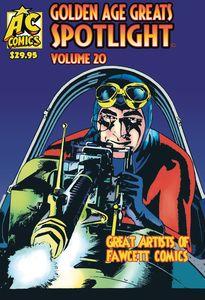 [Golden Age Greats Spotlight: Volume 20 (Product Image)]