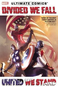 [Ultimate Comics: Divided We Fall, United We Stand (Hardcover) (Product Image)]