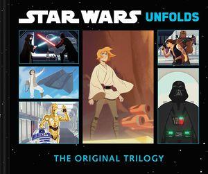 [Star Wars: The Skywalker Saga Unfolds (Hardcover) (Product Image)]