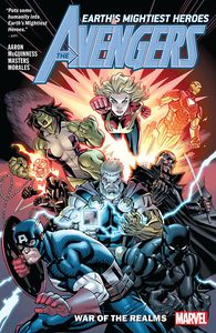 [Avengers By Jason Aaron: Volume 4: War Of Realms (Product Image)]