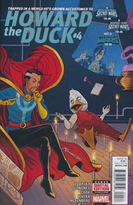 [Howard The Duck #4 (Product Image)]