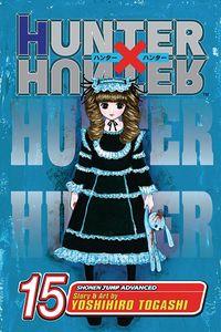 [Hunter X Hunter: Volume 15 (Product Image)]