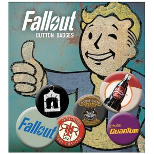 [Fallout 4: Badges: Pack 2 (Product Image)]