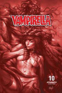 [Vampirella #10 (Parrillo Tint Variant) (Product Image)]
