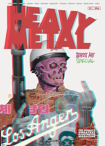 [Heavy Metal #296 (Cover A Eaton) (Product Image)]
