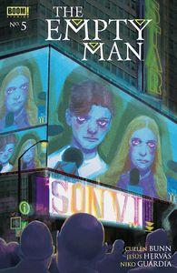 [Empty Man #5 (Main) (Product Image)]