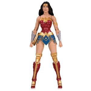 [DC Essentials Action Figure: Wonder Woman (Product Image)]