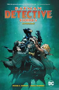 [Batman: Detective Comics: Volume 1: Mythology (Product Image)]