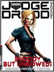 [Judge Dredd Megazine #412 (Product Image)]