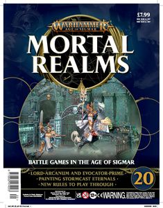 [Warhammer: Age Of Sigmar: Mortal Realms #20 (Product Image)]