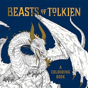 [Beasts Of Tolkien: A Colouring Book (Product Image)]