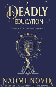 [A Deadly Education (Hardcover) (Product Image)]