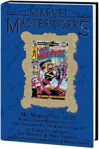 [Marvel Masterworks: Ms Marvel: Volume 2 (DM Variant Edition 234 - Hardcover) (Product Image)]