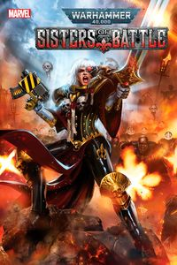 [Warhammer 40k: Sisters Of Battle #5 (Product Image)]