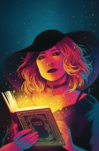 [The cover for Buffy The Vampire Slayer: Willow #1 (Cover A Bartel)]