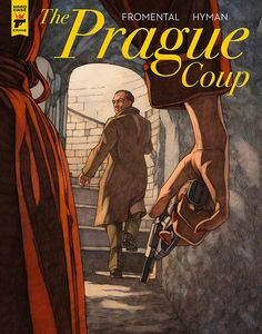 [Prague Coup (Hardcover) (Product Image)]
