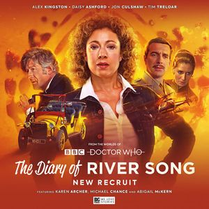 [The Diary Of River Song Series 9: New Recruit (Product Image)]