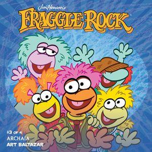 [Jim Henson's Fraggle Rock #3 (Main) (Product Image)]